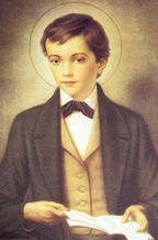 St Dominique Savio